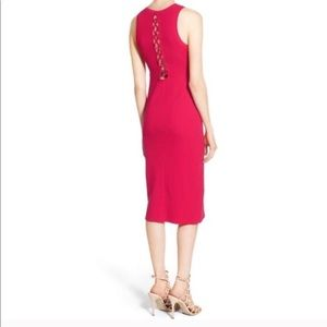 Leith. Nordstrom BP. Ribbed Corset back